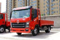 大运轻卡 祥龙 156马力 4.12米单排栏板轻卡(CGC1049HDE35E) 卡车图片