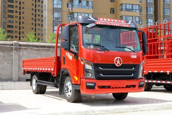 降价促销广安市祥龙载货车仅售14.55万
