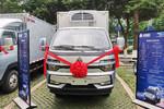 中国重汽HOWO 智相 130马力 4X2 3.8米冷藏车(ZZ5047XLCF3111F145)