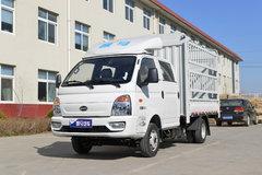 凯马 锐航X1 2.0L 133马力 2.94米双排仓栅微卡(国六)(KMC5039CCYQA318S6)