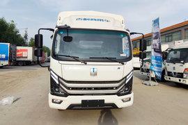 吉利遠程 GLR 4.5T 4.14米單排增程式廂式輕卡53.58kWh