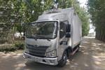 福田 时代领航5 150马力 4X2 4.14米冷藏车(5挡)(BJ5044XLC9JDA-08)图片