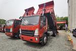 中国重汽HOWO 悍将 110马力 3.1米自卸车(万里扬5挡)(ZZ3047C2813E145)