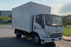 跃进 快运C300 120马力 4.17米单排厢式轻卡(SH5042XXYZFDCMZ6) 卡车图片