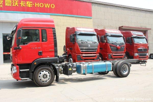 洛阳重汽仅售22万HOWOTX载货车优惠促销