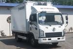 陕汽商用车 轩德翼9 143马力 4X2 4.15米冷藏车(SX5040XLCNP5331)图片