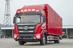 东风华神 T5 270马力 4X2 9.8米厢式载货车(EQ5186XXYL6D11)图片
