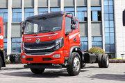 东风华神 T3 200马力 4X2 6.85米排半仓栅式载货车(EQ5186CCYL6D31)