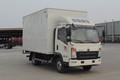 中国重汽HOWO 追梦 130马力 4.15米单排厢式轻卡(国六)(ZZ5047XXYH3315F141)图片