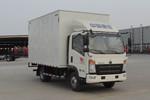 中国重汽HOWO 追梦 130马力 4.15米单排厢式轻卡(国六)(ZZ5047XXYG3315F142)图片