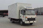 中国重汽HOWO 追梦 130马力 4.15米单排厢式轻卡(国六)(ZZ5047XXYG3315F142)