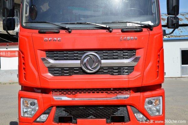 回馈客户淮安多利卡D9载货车19.98万
