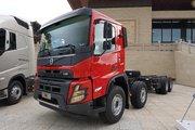 沃尔沃 全新FMX重卡 540马力 8X4 工程车底盘(国六)