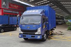 中国重汽 豪曼H3 130马力 4X2 4.15米单排厢式轻卡(ZZ5048XXYG17FB8) 卡车图片