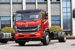 东风华神 T3 200马力 4X2 6.85米排半栏板载货车(速比4.875)(EQ1186GL6D11)