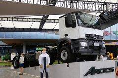 奔驰 Arocs 460马力 8X4 工程车底盘(国六) 卡车图片
