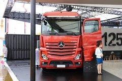 奔驰 新Actros重卡 510马力 6X2R牵引车(国六)