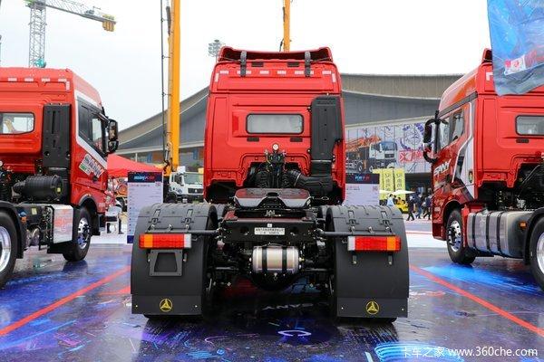 降价促销三一重卡牵引车仅售31.30万