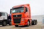 中国重汽 汕德卡SITRAK G7重卡 2021款 480马力 6X4牵引车(ZZ4256V324HE1B)图片