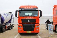 中国重汽 汕德卡SITRAK G7重卡 2021款 480马力 6X4牵引车(ZZ4256V324HE1B)
