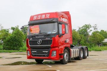 陕汽重卡 德龙X5000 轻量化版 480马力 6X4 牵引车(SX4250XC4Q3)