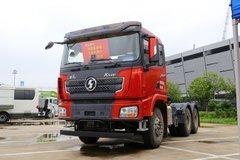 陕汽重卡 德龙X3000 550马力 6X4 牵引车(平顶)(SX4250XC42) 卡车图片