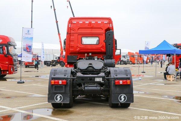 优惠1万呼市德龙X3000牵引车促销中