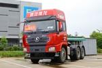 陕汽重卡 德龙X3000 钜惠版 460马力 6X4 LNG牵引车(国六)(SX4259XD4TLF1)