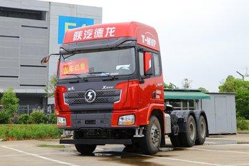 陕汽重卡 德龙X3000 550马力 6X4 牵引车(高顶)