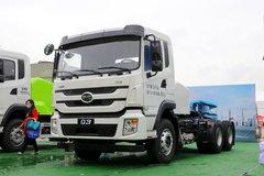 比亚迪 Q3 26T 6X4 纯电动牵引车(BYD4260DDDBEV)