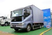 比亞迪T5D 4.5T 4.03米單排純電動廂式運輸車85kWh