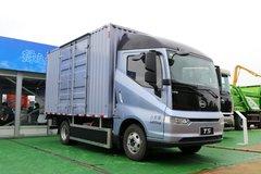 比亚迪T5D 4.5T 4.03米单排纯电动厢式运输车(BYD5041XXYBEV1)85kWh