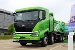 比亚迪T31 31T 8X4 5.6米纯电动自卸车(BYD3310C2EV1)图片