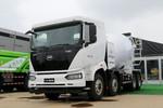 比亚迪T31 31T 8X4 7方混凝土搅拌运输车(中集江门)(BYD5310GJBEV1)图片
