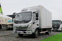 福田 奥铃速运 156马力 4.14米单排厢式轻卡(国六)(雷萨福瑞)(BJ5048XXY-F3)