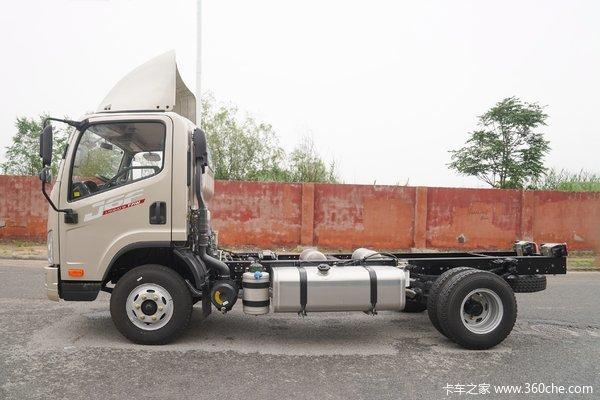 J6F载货车镇江市火热促销中 让利高达0.3万