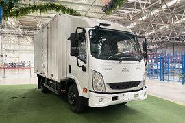 新吉奧 帥馳 4.5T 4.2米單排純電動廂式運輸車80.64kWh