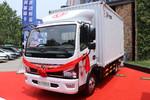 东风福瑞卡F6 129马力 4.2米单排厢式轻卡(EQ5040XXY8EDFAC)图片