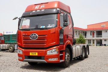 一汽解放 新J6P重卡 质惠版2.0⁺ 北方款 460马力 6X4 牵引车(国六)(固态氨)