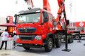 中国重汽 HOWO TX重卡 350马力 8X4 随车起重运输车(国六)(宏昌天马牌)