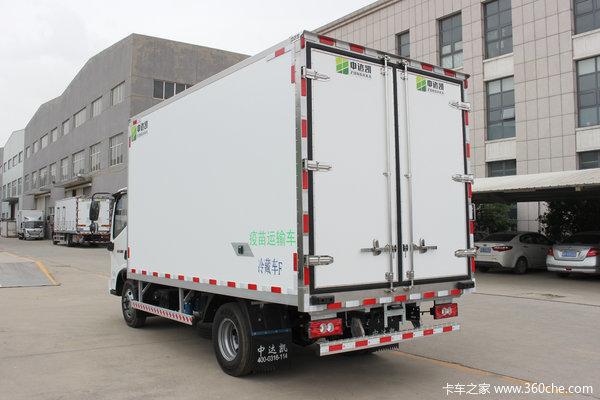 奥铃速运冷藏车北京市火热促销中 让利高达2.66万