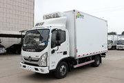 福田 奥铃速运 156马力 4X2 4.08米冷藏车(国六)(中达凯牌)(ZDK5044XLC)