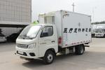 福田 祥菱M2 122马力 汽油 医疗废物转运车(国六)(中达凯牌)(ZDK5030XYY)图片