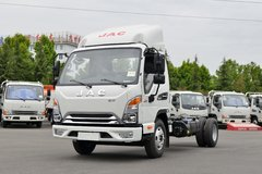 江淮 康铃J5 130马力 4.18米单排仓栅式轻卡(国六)(HFC5045CCYP22K1C7S) 卡车图片