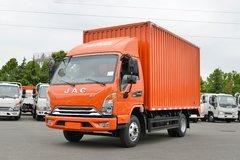 江淮 康铃J5 143马力 4.15米单排厢式轻卡(HFC5043XXYP91K7C2V) 卡车图片