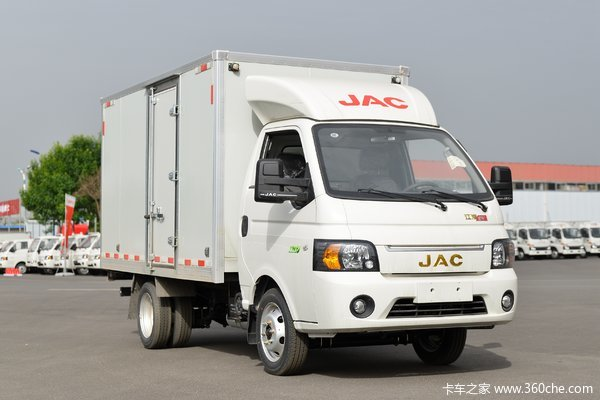 优惠0.2万上海江淮恺达X5载货车促销中