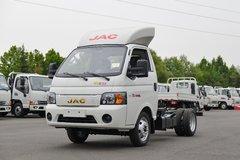 江淮 恺达X5 献礼版 1.6L 120马力 3.11米单排厢式微卡(国六)(HFC5030XXYPV4E6B4S) 卡车图片
