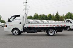 江淮 恺达X5 献礼版 1.6L 120马力 3.8米单排栏板微卡(国六)(HFC1036PV3E3C1S) 卡车图片