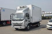 福田 奥铃新捷运 156马力 4X2 4.08米冷藏车(新飞牌)(采埃孚6挡)(XKC5040XLC6B)