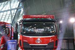 东风柳汽 乘龙H5中卡 4X2 190马力 混合动力厢式载货车(国六) 卡车图片